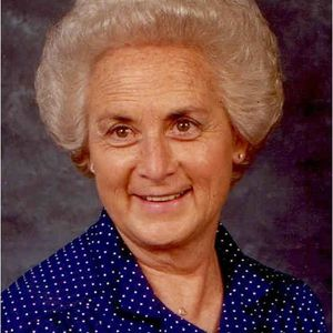 Mrs. Mary Ann Worsham