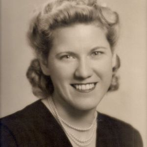 Muriel Greatrix Woodward