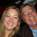 Two of a kind - Susannah and her Dad