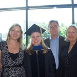 Elizabeth's Ph.D. graduation