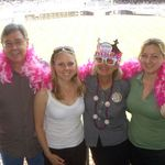 Betty's birthday party at Petco Park