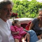 Granddub with Celeste and Elizabeth Sept. 2010
