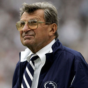 Joe Paterno Obituary Photo