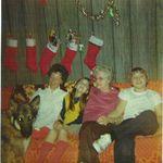 Velvet, Mom, Me, Nana & Brian