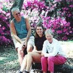 2001 with Dad & Mom in DeLeon Springs, FL