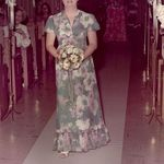 Jill was a bridesmaid in my wedding....May 31, 1974