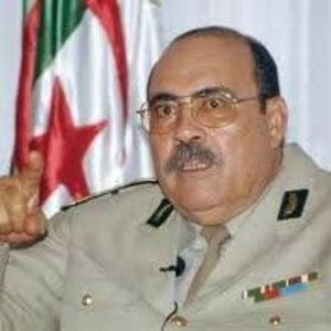 Gen. Mohammed Lamari
