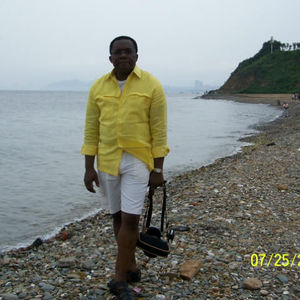 Mr. William Bassey Ukpeh-Francis