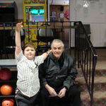Papa and Dylan Bowling