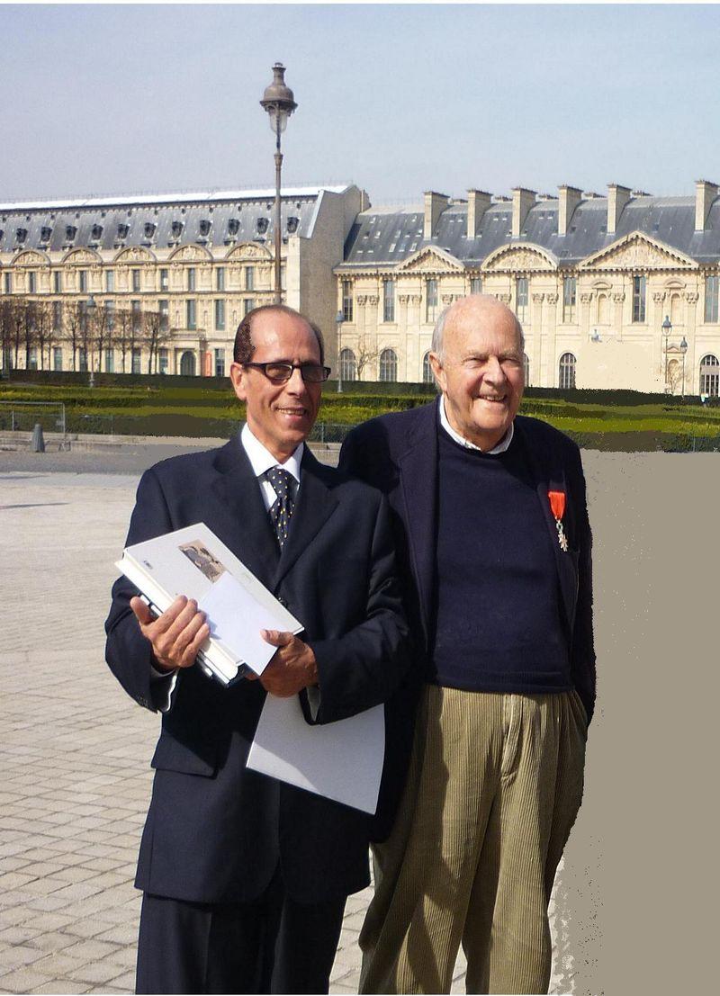 """Parigi:  il giorno dlla presentazione dell'opera """"ceiling"""" nella sala dei bronzi a louvre"""