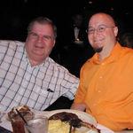 Craig & Mike at St Elmo's