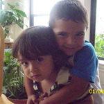 Cousins - Oliver and Noah Joseph