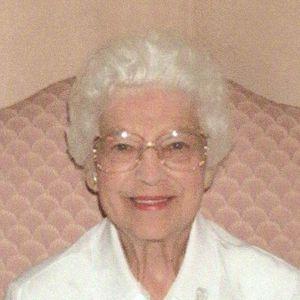 Gertrude M. Schaefer