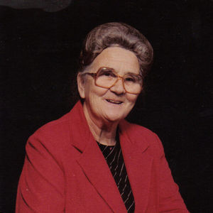 Mary Lee  Boozer