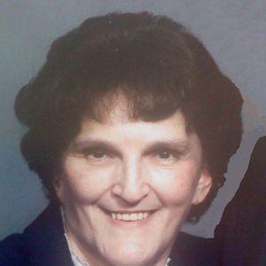 Alberta  Faye Parkhurst