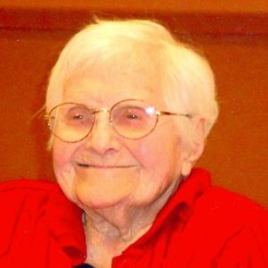 "Alberta Cecelia ""Bertie"" Teichman Obituary Photo"