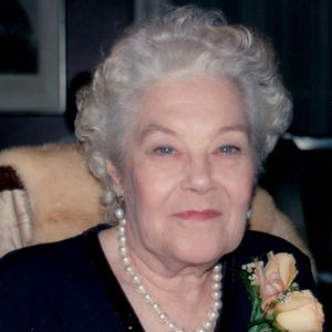 Mrs. Mary Regina 'Jeanne' Birkmire Duffy