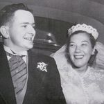 Tom and Jeanne, 18 Jul 1953