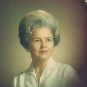 Mrs. Jennie B. Cain Corum Miller