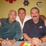 Gary, Rick and Dad...