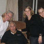 Susan, Dad, Billy and Lindsay