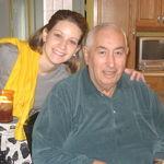 Lindsay and Bumpa...Thanksgiving
