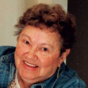 Delphia Gertrude Beckowitz