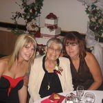 Sarah, Grandma, Sherri