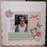 Mom, from Sue&#39;s scrapbook