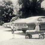 The coolest grandma car in town - - the original Maverick