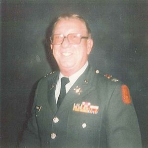 Col. Alfred Fanning Jr., US Army (Ret)