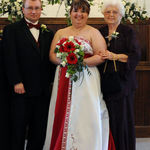 Lora & Graham's wedding