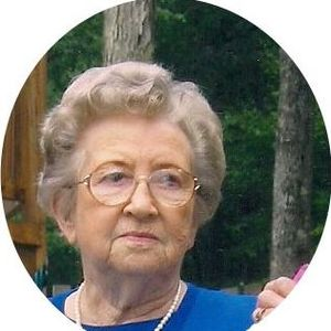 Mrs. Mary  Shackelford Skinker
