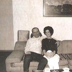 Chuck and Opal circa 1967