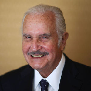 Carlos Fuentes Obituary Photo
