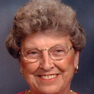 Marietta B. Crousore-Foor
