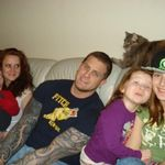 danielle, uncle eric, kyler, makayla and ivy!!