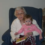 Great-Grandma and Sidney