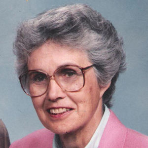 Mrs. Joan Ferris Curran