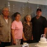 Mike, Gail, Orena and Nathan