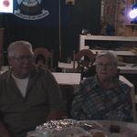 Mike and his mom, Orena