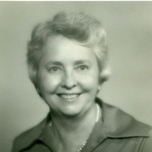 Mrs. Ruby Freeman Johnson