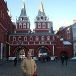 Wayne in Russia, November 2007