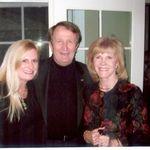 Kim, Wayne and Cathy Markham,from the Washington Choral Arts Society at a Fall 2011 get togther