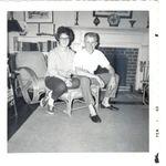 Wayne and Malinda in Brevard NC 1963