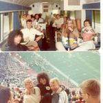 Army/Navy Football Game Crew, Fall 1982