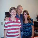 Jonathan, Gramps &amp; Naomi