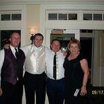 Don Irrer, Kevin Irrer, Ron & Jo Ann
