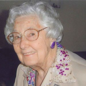 Mrs. Edith M. (nee Ake) Siegrist