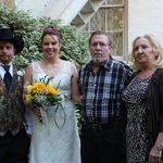 grandaughter's wedding